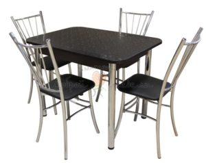 Комплект стол и стулья Былина Гиацинт