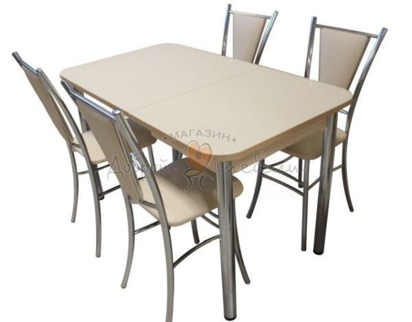Комплект стол и стулья Ода Лилия