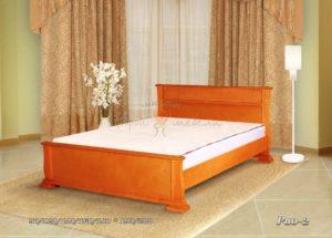 Кровать из массива Рио 2