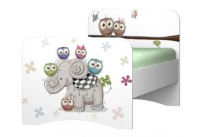 Кровать Смарти 1