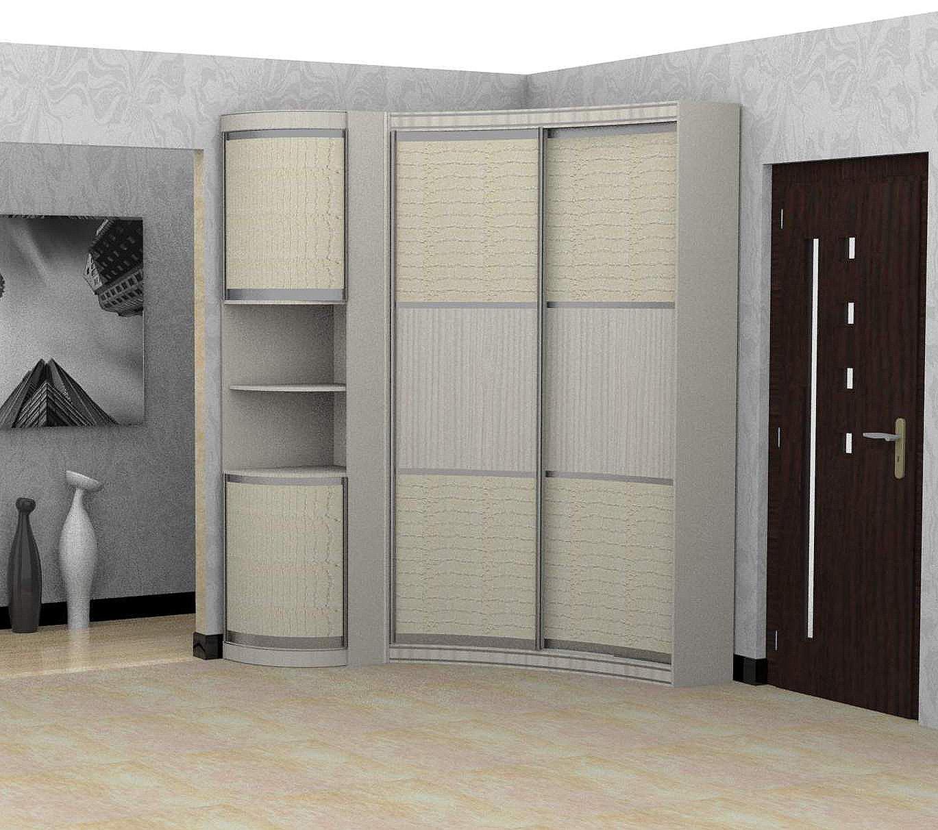 Шкафы-купе ( корпусные, встроенные, угловые, радиусные, на з.