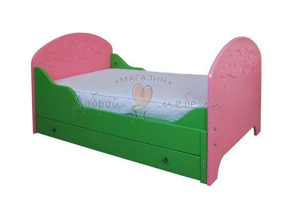 детская кровать трансформер Рита
