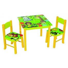 Детские столики и стульчики