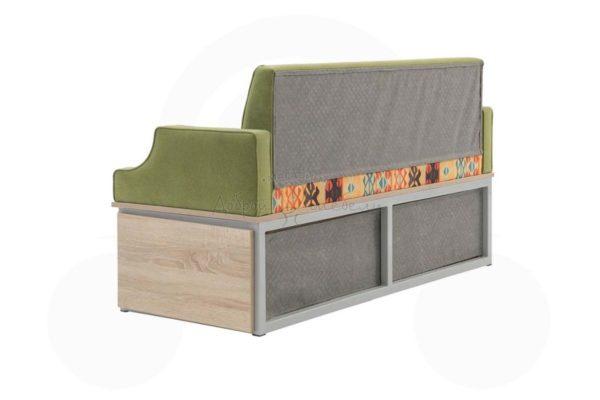 диван для кухни Оксфорд Л 2