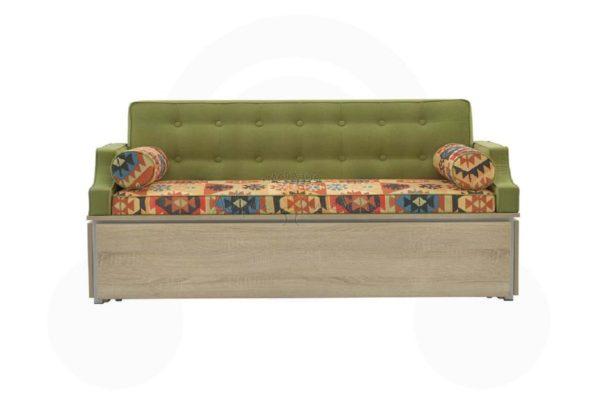 диван для кухни Оксфорд Л 4