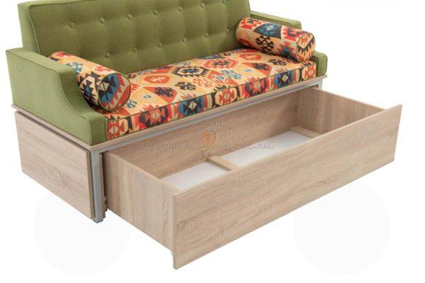 диван для кухни Оксфорд Л 8