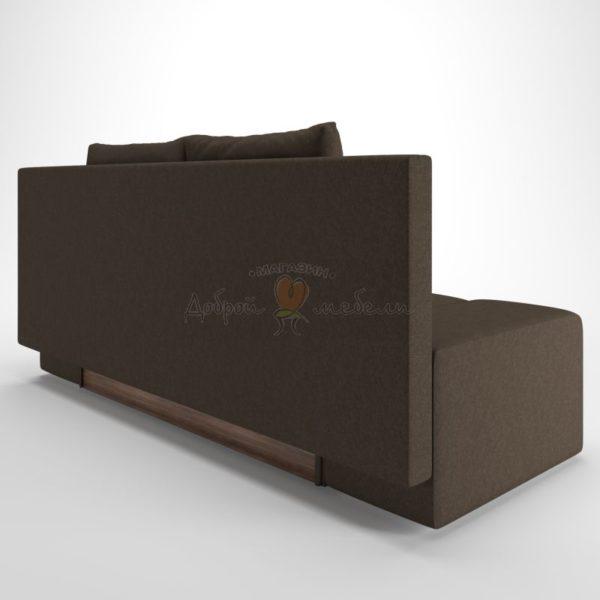 диван еврокнижка Lega Chocolate back