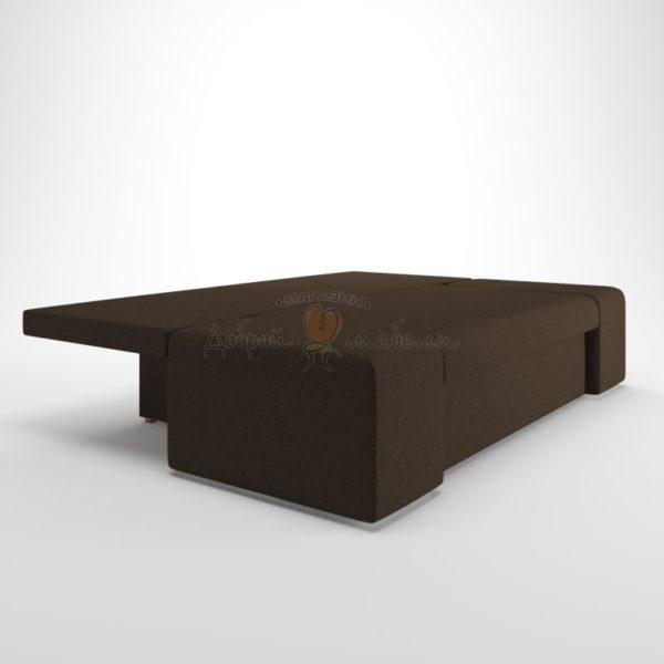диван еврокнижка Lega Chocolate bed