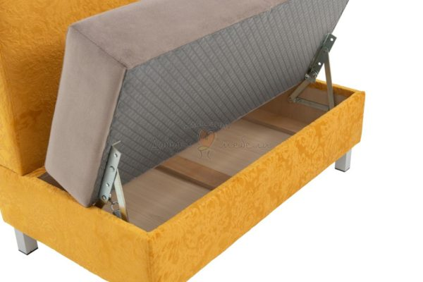 двухместный диван для кухни Лион 4