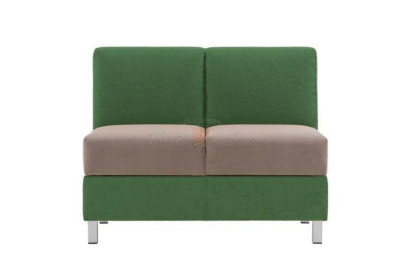 двухместный диван для кухни Лион