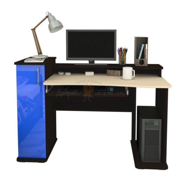 """Компьютерный стол """"Мебелеф-36"""""""