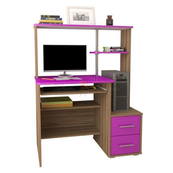 """Компьютерный стол """"Мебелеф-46"""""""