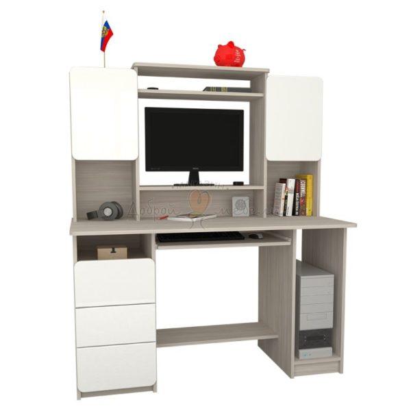 """Компьютерный стол """"Мебелеф-47"""""""