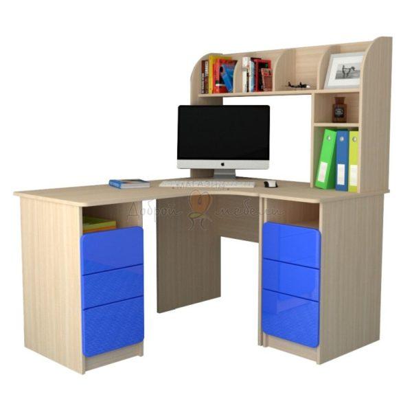 """Компьютерный стол """"Мебелеф-48"""""""