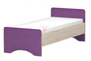 кровать Алешка мозаика виолет