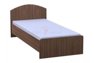 кровать одинарная МДФ