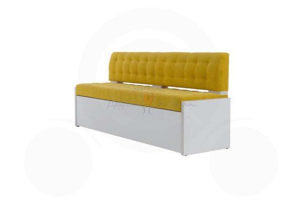 прямой диван для кухни Гамбург