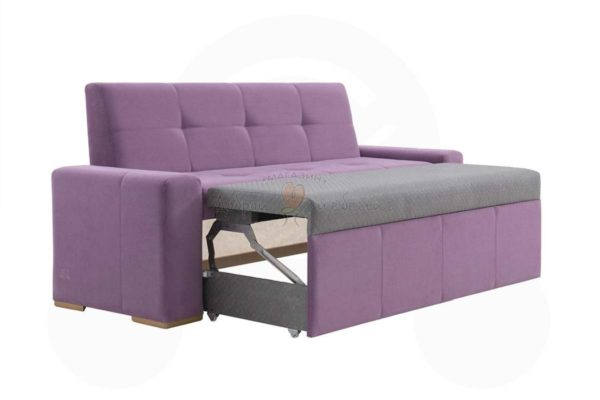 прямой кухонный диван Мадрид 2