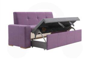 прямой кухонный диван Мадрид 3