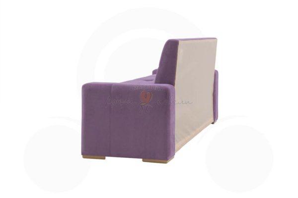 прямой кухонный диван Мадрид 4