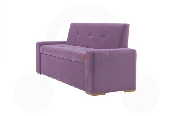 прямой кухонный диван Мадрид 5
