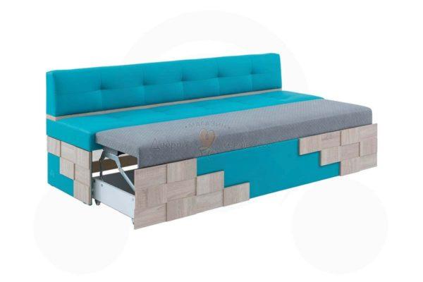 прямой кухонный диван Редвиг 1