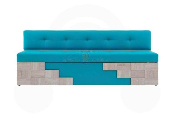 прямой кухонный диван Редвиг 3