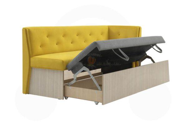 кухонный диван с углом Верона 2