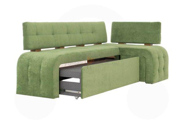 кухонный диван угловой Бристоль 3