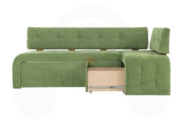 кухонный диван угловой Бристоль 5