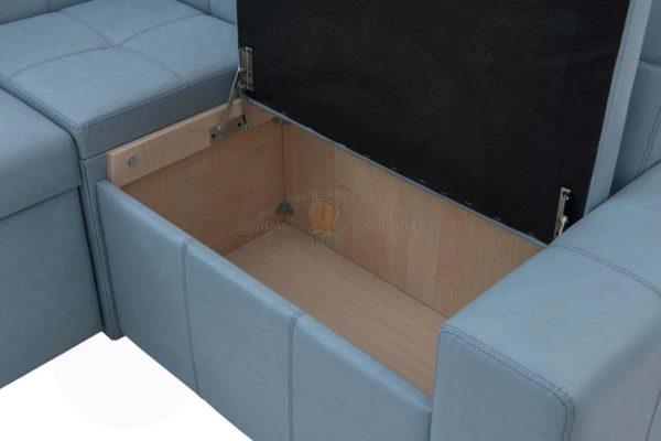 кухонный диван угловой Мадрид 6