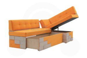 кухонный диван угловой Редвиг 5