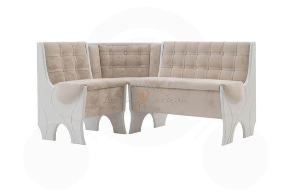 кухонный диван угловой Серж 4
