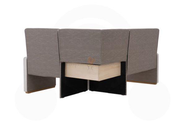 кухонный диван угловой Стронг М 2