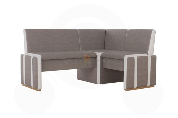 кухонный диван угловой Стронг М 3