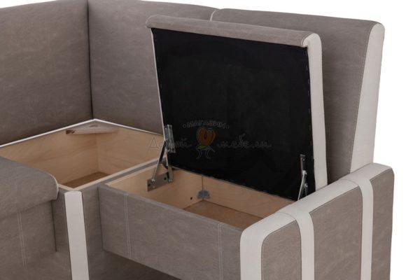 кухонный диван угловой Стронг М 6