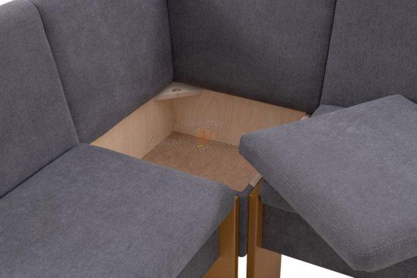 кухонный диван угловой Стронг Т 3