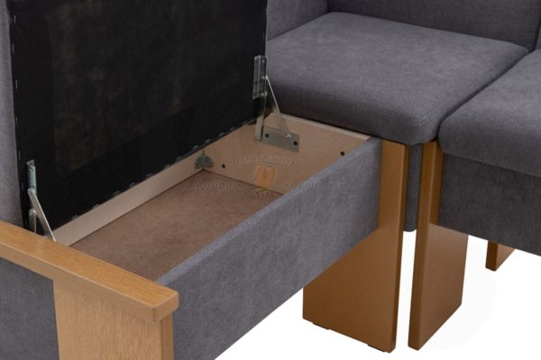 кухонный диван угловой Стронг Т 4