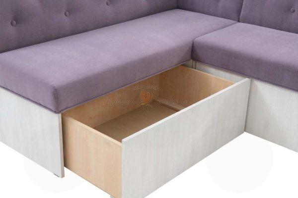 кухонный диван угловой Верона 3