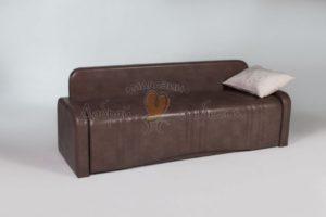 кухонный прямой диван Монако М