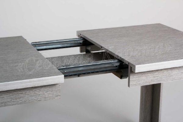 кухонный стол СТ 02 раздвижная система