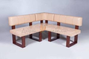 кухонный угловой диван Борнео