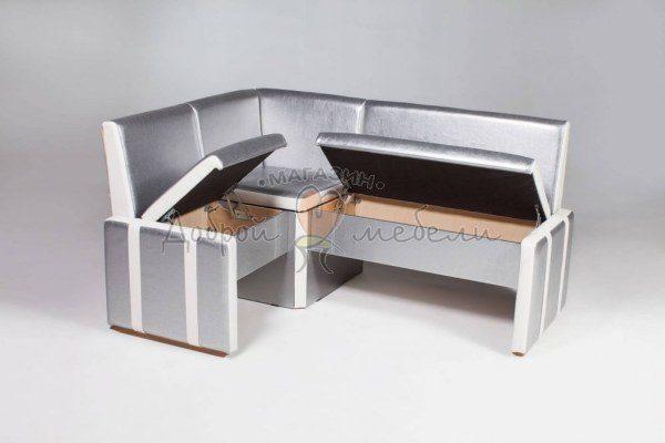кухонный уголок с ящиками Стронг