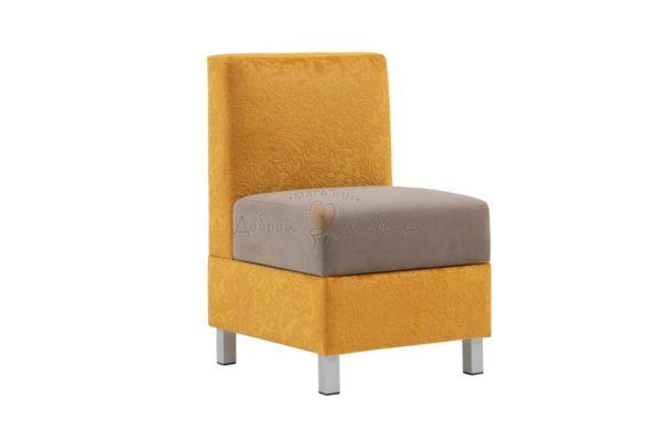 одноместный диван для кухни Лион 8