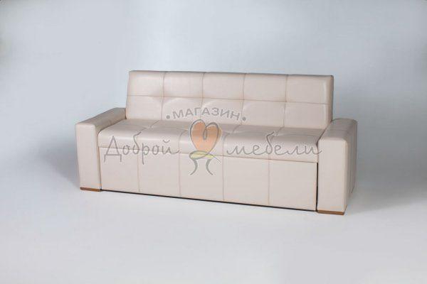 прямой диван для кухни Мадрид