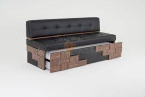 прямой диван для кухни Редвиг