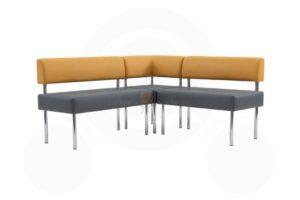 прямой кухонный диван Берген 1
