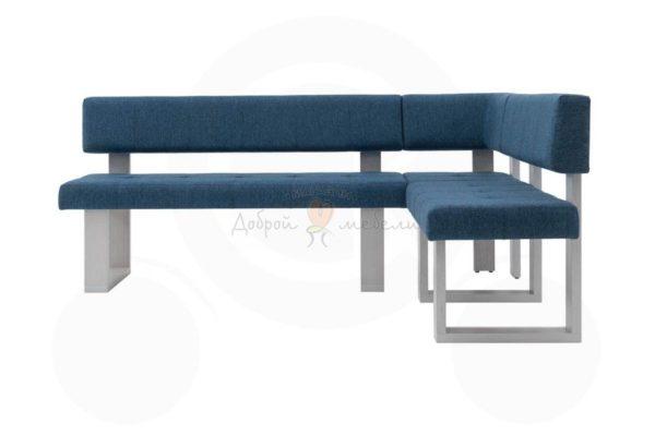 прямой кухонный диван Борнео 1