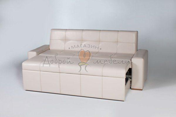 прямой кухонный диван Мадрид
