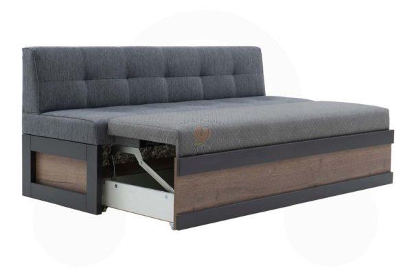прямой кухонный диван Нойс 4